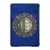 Grunge New Hampshire - Geeks Designer Line Flag Series Hard Case for Apple iPad Mini