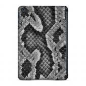 Geeks Designer Line (GDL) Slim Hard Case for Apple iPad Mini - Gray Snake Skin