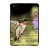 Geeks Designer Line (GDL) Slim Hard Case for Apple iPad Mini - Hummingbird