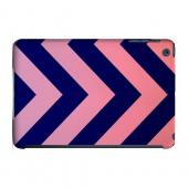 Geeks Designer Line (GDL) Slim Hard Case for Apple iPad Mini - Pink/ Navy Blue Gradient