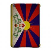 Geeks Designer Line (GDL) Slim Hard Case for Apple iPad Mini - Grunge Tibet
