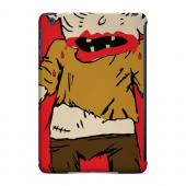 Geeks Designer Line (GDL) Slim Hard Case for Apple iPad Mini - Zombie on Red