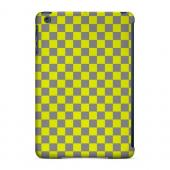 Geeks Designer Line (GDL) Slim Hard Case for Apple iPad Mini - Yellow/ Gray