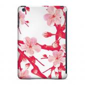 Geeks Designer Line (GDL) Slim Hard Case for Apple iPad Mini - Hot Pink Cherry Blossom