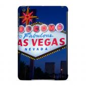 Geeks Designer Line (GDL) Slim Hard Case for Apple iPad Mini - Las Vegas