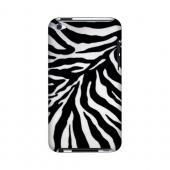 Zebra Print Animal Series GDL Ultra Slim Hard Case for Apple iPod Touch 4 Geeks Designer Line