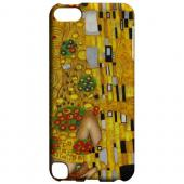Geeks Designer Line (GDL) Slim Hard Case for Apple iPod Touch 5 - Gustav Klimt The Kiss