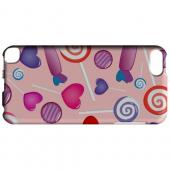 Geeks Designer Line (GDL) Slim Hard Case for Apple iPod Touch 5 - Assorted Candy