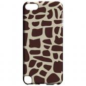 Geeks Designer Line (GDL) Slim Hard Case for Apple iPod Touch 5 - Giraffe