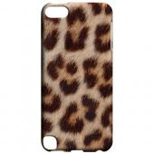 Geeks Designer Line (GDL) Slim Hard Case for Apple iPod Touch 5 - Leopard Close-Up