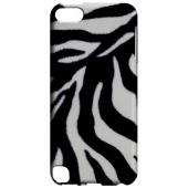 Geeks Designer Line (GDL) Slim Hard Case for Apple iPod Touch 5 - Zebra Print