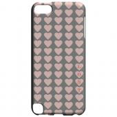 Geeks Designer Line (GDL) Slim Hard Case for Apple iPod Touch 5 - Lost in Love