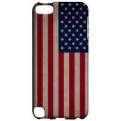 Geeks Designer Line (GDL) Slim Hard Case for Apple iPod Touch 5 - Grunge United States