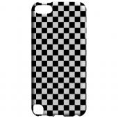 Geeks Designer Line (GDL) Slim Hard Case for Apple iPod Touch 5 - Black/ White