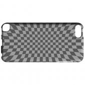 Geeks Designer Line (GDL) Slim Hard Case for Apple iPod Touch 5 - Distortion