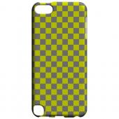 Geeks Designer Line (GDL) Slim Hard Case for Apple iPod Touch 5 - Yellow/ Gray
