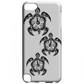 Geeks Designer Line (GDL) Slim Hard Case for Apple iPod Touch 5 - Island Turtle Trail