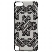 Geeks Designer Line (GDL) Slim Hard Case for Apple iPod Touch 5 - Tribal Art