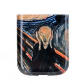 Geeks Designer Line (GDL) Samsung Galaxy S3 Edward Munch Matte Hard Back Cover - The Scream