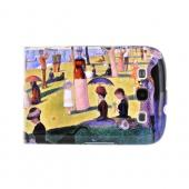 Geeks Designer Line (GDL) Samsung Galaxy S3 Georges Seurat Slim Hard Back Cover - Sunday Afternoon on the Island of La Grand Jatte