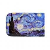 Geeks Designer Line (GDL) Samsung Galaxy S3 Van Gogh Slim Hard Back Cover - Starry Night