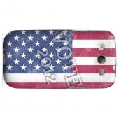 Geeks Designer Line (GDL) 2012 Election Series Samsung Galaxy S3 Matte Hard Back Cover - Vote America