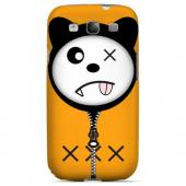 XXX - Geeks Designer Line Hoodie Kitty Series Matte Case for Samsung Galaxy S3