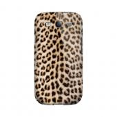 Leopard Print Animal Series GDL Ultra Matte Hard Case for Samsung Galaxy S3 Geeks Designer Line
