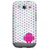 Samsung Galaxy S3 Slim Hard Back Cover - Solid White