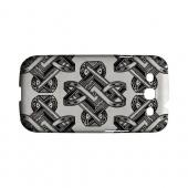 Tribal Art - Geeks Designer Line Tattoo Series Hard Case for Samsung Galaxy S3