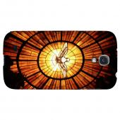Holy Spirit Glass - Geeks Designer Line Bible Series Hard Back Case for Samsung Galaxy S4