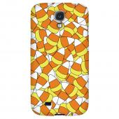 Candy Corn Galore - Geeks Designer Line Candy Series Hard Back Case for Samsung Galaxy S4