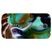 Shades of Eunmi - Geeks Designer Line Asian Print Series Hard Back Case for Samsung Galaxy S4