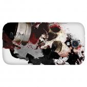 The Addict - Geeks Designer Line Apocalyptic Series Hard Back Case for Samsung Galaxy S4