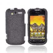 T-Mobile MyTouch 4G Bling Hard Case - Black