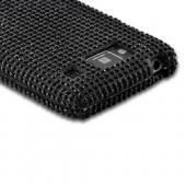 Black Bling Hard Case for Motorola Droid RAZR MAXX HD