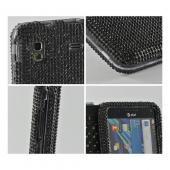 Black Bling Hard Case for Samsung Captivate Glide i927