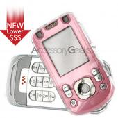 Sony Ericsson W550i / W600i Clear Hard Case