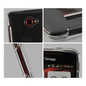 Transparent Clear Hard Case for HTC Droid DNA
