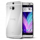 Clear Hard Case for HTC One (M8)