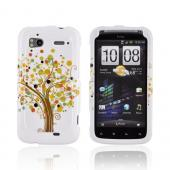 HTC Sensation 4G Hard Case - Tree Design on White
