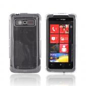 HTC Trophy Hard Case - Clear