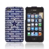 NFL Licensed Apple iPhone 4/4S Hard Case - Dallas Cowboys