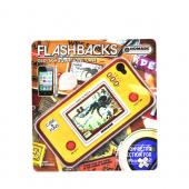 Original Flashbacks AT&T/ Verizon Apple iPhone 4, iPhone 4S Hard Case - Burnt Red/ Yellow Retro Gamer