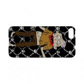 Zombie w/Skull & Crossbones - Geeks Designer Line (GDL) Monster Mash Series Hard Back Cover for Apple iPhone 5/5S