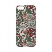 Green/ Red/ Pink Paisley - Geeks Designer Line Floral Series Hard Case for Apple iPhone 5/5S