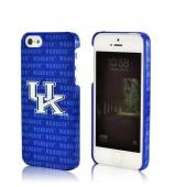 Kentucky Wildcats Hard Case for iPhone 5/5S - NCAA Licensed