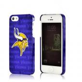 Minnesota Vikings Hard Case for iPhone 5/5S - NFL Licensed