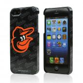 MLB Licensed Baltimore Orioles Hard Case for Apple iPhone 5/5S