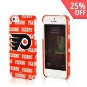 Philadelphia Flyers Hard Case for iPhone 5/5S - NHL Licensed